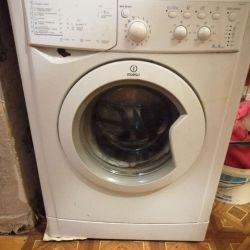 Washing machine indesit