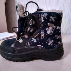 Children's shoes, demi-season
