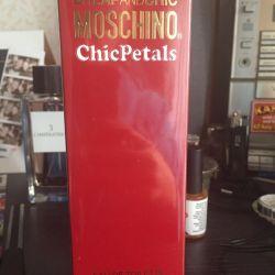 Moschino perfume original duty free