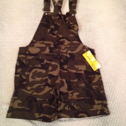 Overalls new size 40, 42