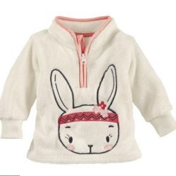Lupilu Πουλόβερ για κορίτσια. Bunny.