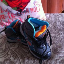 Μπότες (νέο) μέγεθος 26-28.