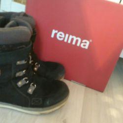 Сапоги ботинки reima