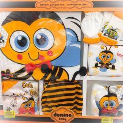Setați pentru o albină nou-născută