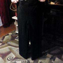Πανέμορφο παντελόνι γυναικών, νέο! Μεγάλο μέγεθος και br.