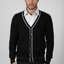 Jacket knitted GROSTYLE 032881