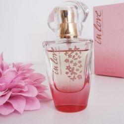 Aşk Yeni Parfüm