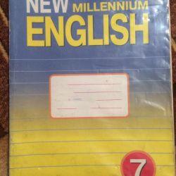 Carnet de lucru în limba engleză Clasa 7