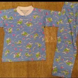 Pajamas are new