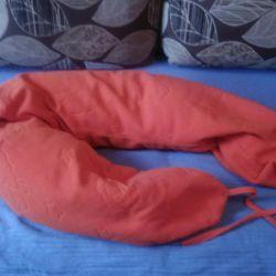 Transforming pillow orthopedic