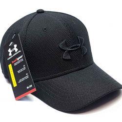 Under Armor Dri-Fit flexible baseball cap (black)
