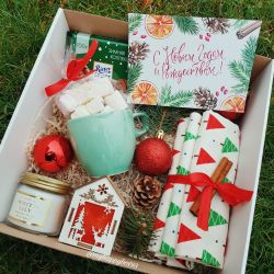 gift set for mom grandmother for the new year