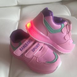 New Glowing Sneakers