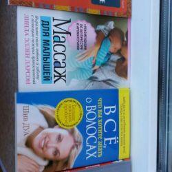Kitaplar bebek masajı. Saç bakımı psikoloji