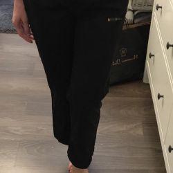 Укорочeнные штаны