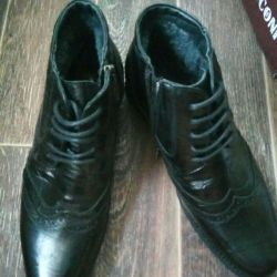 Νέες χειμερινές μπότες ανδρών Ιταλία 41,