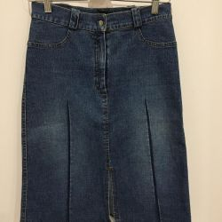 Юбка джинсовая Badelli