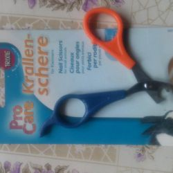 Claw scissors