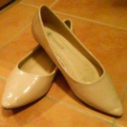 Ballet Shoes R.37