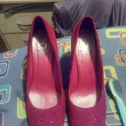 Туфли sparkling,38-39