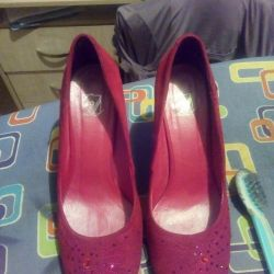 Shoes sparkling, 38-39