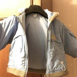 Ceket yüksekliği 86 cm