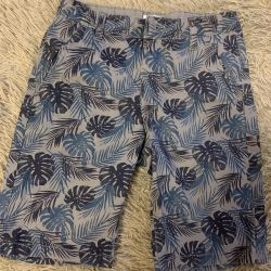 Shorts on a boy