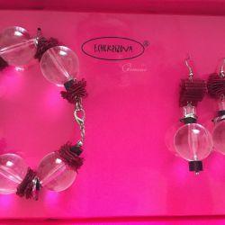 Jewelery from Elena Chekrizova