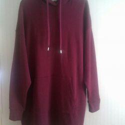 Νέο hoodie φόρεμα