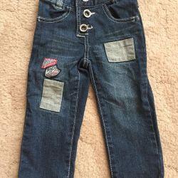 Jeans pentru 👶🏼