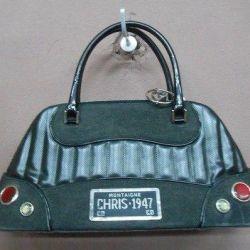 Christian Dior Paris винтажная сумка