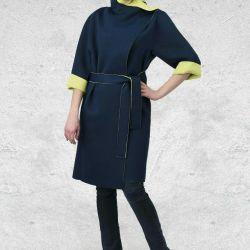 Пальто новое 42-48 размеры. Новое