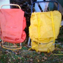 Backpack șevalet