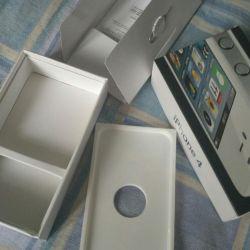 Iphone 4 kutusu