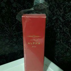 Парфюмерная вода Alpha от Avon
