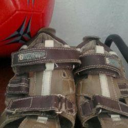 сандалики баракуда