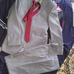 Costum de marcă