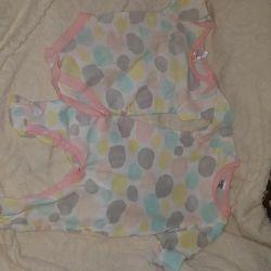 Одежда для девочки 0-3 мес