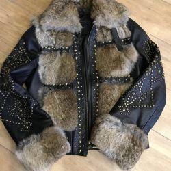 Куртка кожа 42-44