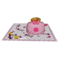 Toaster Game Minnie Mouse set