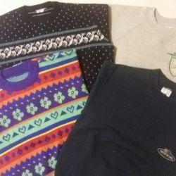 Sweater 6pcs. Different sizes