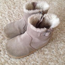 Boots for children r.25 Zara