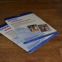 Epson C40 Photo Paper
