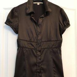 Yeni ipek gömlek