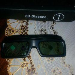 3D очки для SAMSUNG новые