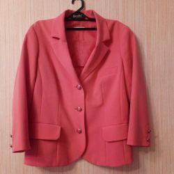 Фирменный пиджак в идеальном состоянии