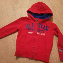 Sweatshirt Minoti 98-104