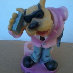 New in the package Suven in the collection of dogs