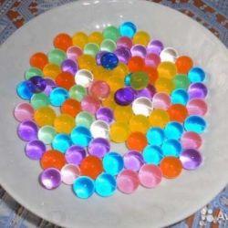 Water-Growing Orbiz Balls