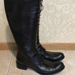 Boots Aleandro Bevilacqua hand made